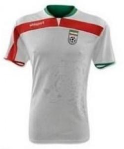 پیراهن تیم ملی در جام جهانی برزیل